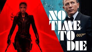 Black Widow and Bond Are Back! - Movie Podcast