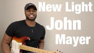 New Light - John Mayer (Cover) by Cory Young