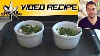 VIDEO RECIPE - DIET BREAKFAST