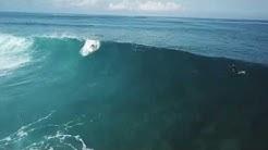 Surf La Réunion - Saint Leu - La gauche 30 11 19 - 4K