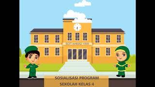 SDIT Ahmad Yani: Sosialisasi Program Sekolah untuk Kelas 4 2/5