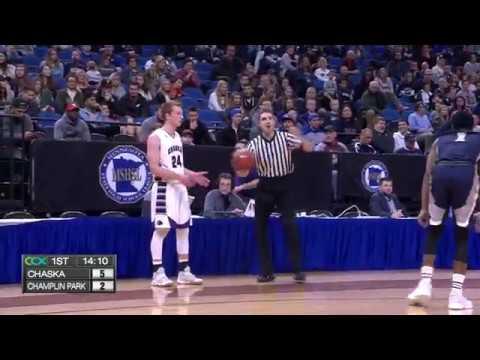 Champlin Park vs. Chaska State Boys Basketball