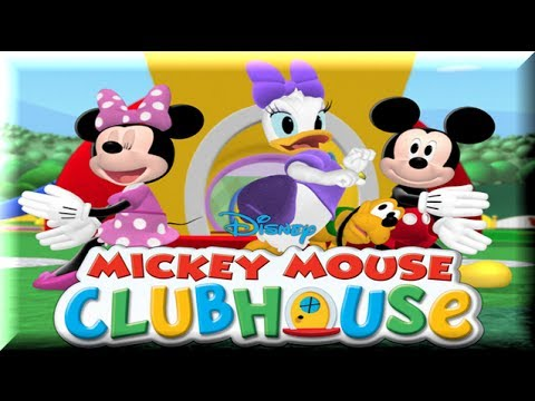 Mickey Mouse Clubhouse Gameplay For Kids Mickey Kids Game Compilation Youtube