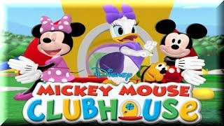Mickey Mouse Clubhouse Gameplay For Kids - Mickey Kids Game Compilation