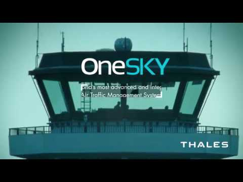 Australia and Thales deploy OneSKY, the world's largest air traffic control system