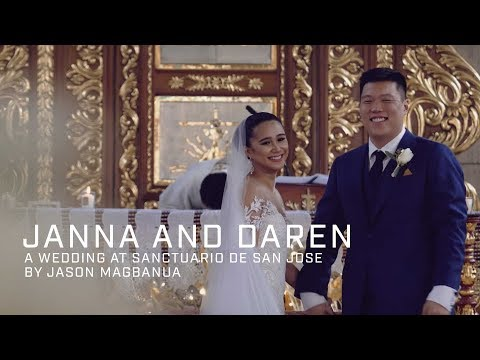 Janna and Daren: A Wedding at Sanctuario De San Jose
