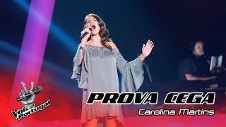 "Baixar Carolina Martins - ""Rise Up""   Prova Cega   The Voice Portugal"