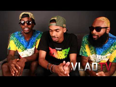 Flatbush Zombies Detail The Meaning Behind Their Name