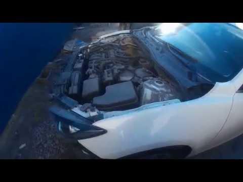 ВЕДРО шпаклёвки на капот Mazda 6. Кузовной ремонт в гараже. Покраска авто.