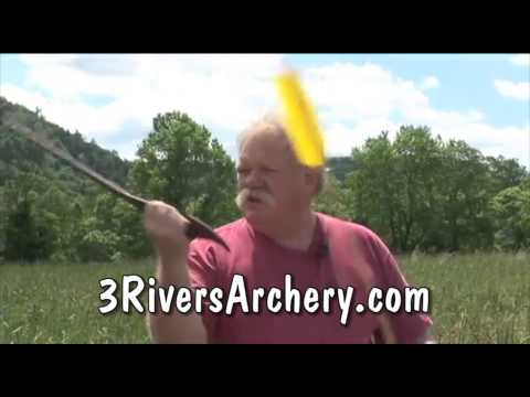 3Rivers Archery Atlatl Fever DVD trailer