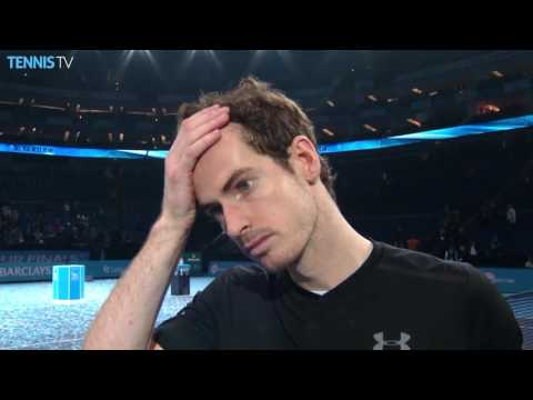 Murray Reflects On 2016 Barclays ATP World Tour Finals Title