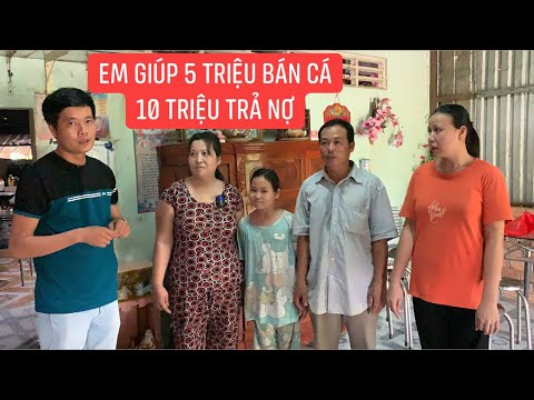 """Sau cuộc điện thoại hăm dọa, Khương Dừa vẫn tiếp tục trao """"cần câu cơm"""" cho hoàn cảnh khó khăn"""