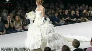 Вечерние и свадебные платья коллекция 2010. Часть 3