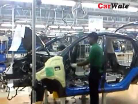 Hyundai Chennai Plant Part 1 Mp4 Youtube