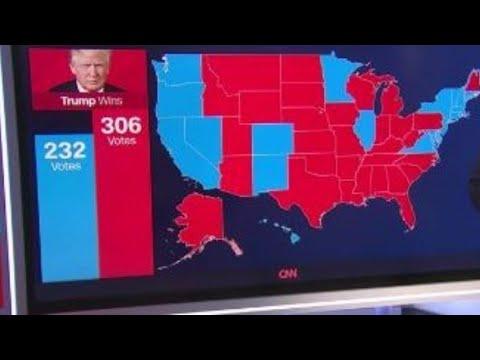 Why Trump will win the electoral college 306-232 | The Mark Harrington Show | 11-3-20