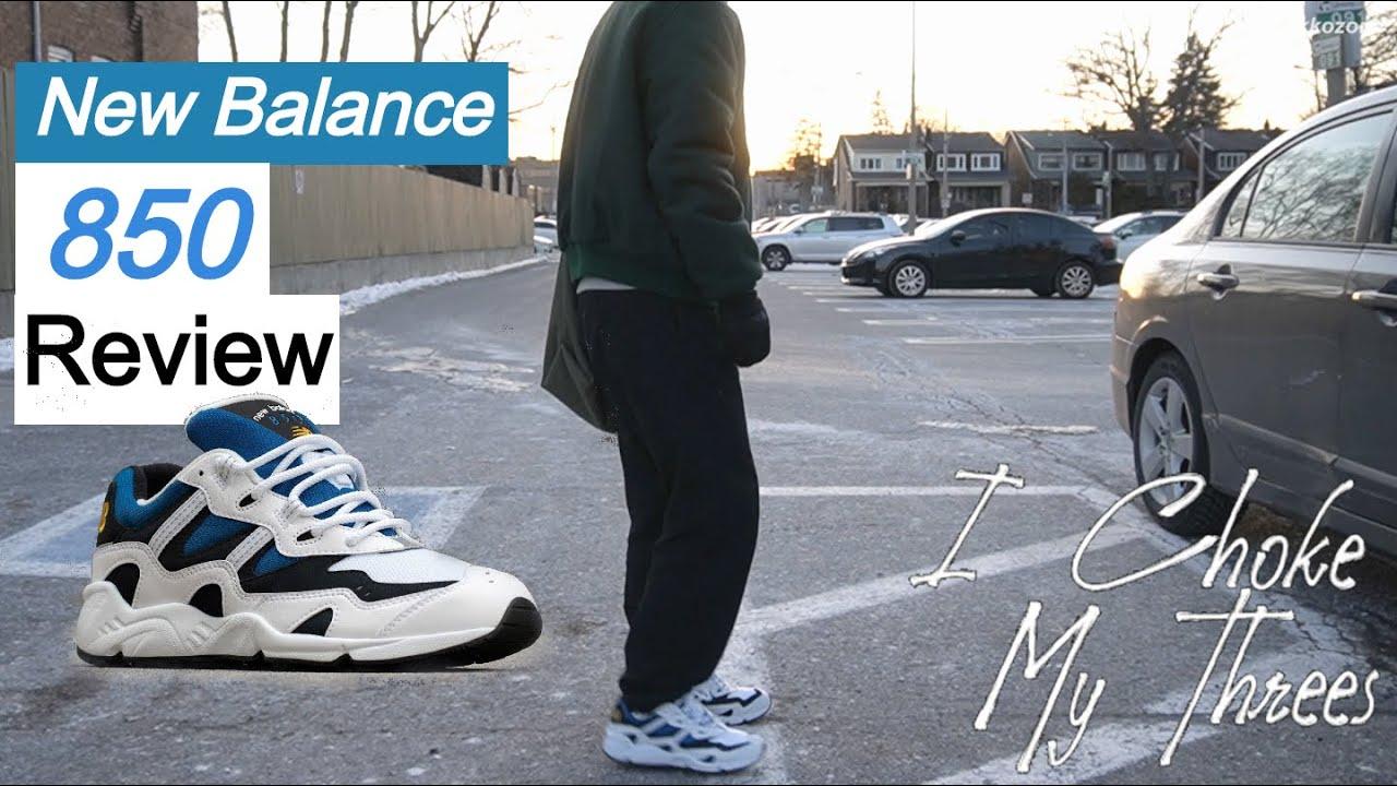 new balance 850