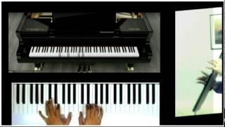 คนแพ้ที่ไม่มีน้ำตา อย่าลืมฉัน เบิร์ด piano