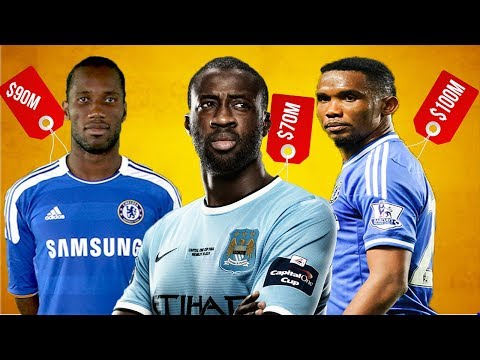 Top 10 Richest African Football Player 2019