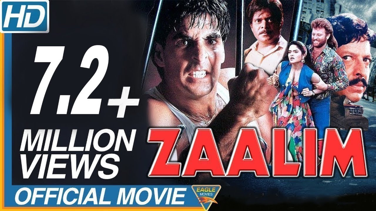 Zaalim Hindi Full Movie || Akshay Kumar, Madhoobala || Eagle Hindi Movies