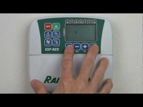 Rain Bird ESP-RZX - Contractor Default - Spanish