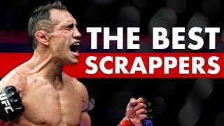 The 15 Most Exciting Scrappers in MMA History