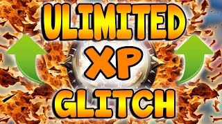 BLACK OPS 3 UNLIMITED XP GLITCH! *EASY* HOST