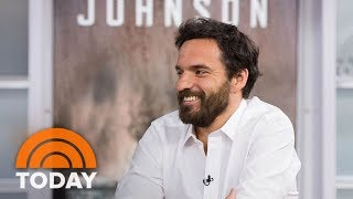 The Mummy's Jake Johnson: Working With Tom Cruise Was 'Terrifying' | TODAY