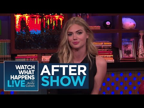 After Show: Kate Upton's Favorite Supermodel | WWHL