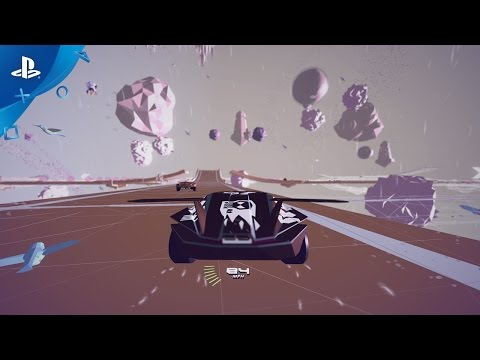Drive!Drive!Drive! – Announcement Trailer | PS4