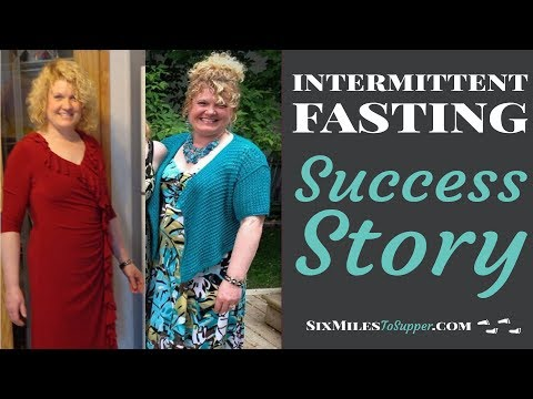 Intermittent Fasting Success Story With Kathleen Morris