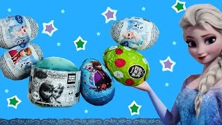 Frozen Surprise Eggs, Disney Zaini Furuta Choco Frozen Surprise Eggs Winnie TAKARA TOMY A.R.T.S