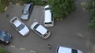 видео Бешеный Камаз