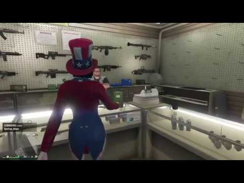 GTA ONLINE WITH SUBS! HAPPY 4TH OF JULY! (HaleyBVB)