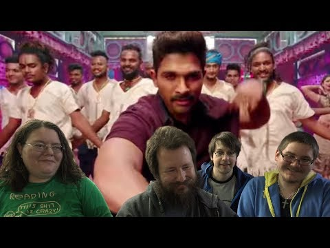 SARRAINODU Blockbuster Song Reaction and...