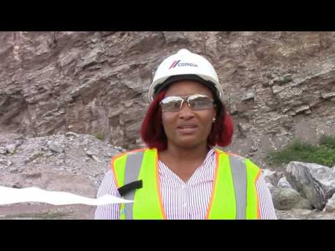 Hear the voices of our small operators in Jamaica's minerals industry -watch them in action!