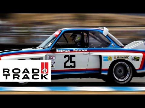 Hans Stuck on Winning Sebring 1975 with BMW   Road & Track