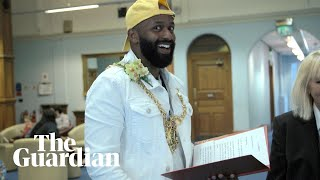 Magid Magid: a day in the life of Sheffield