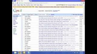 How to Switch New Gmail Interface to Old Gmail