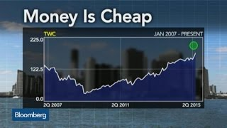 Is Cheap Money Behind the M&A Wave?