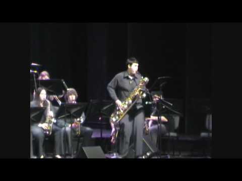 SLOHS Jazz at Cal Poly -- Bari, Bari Good