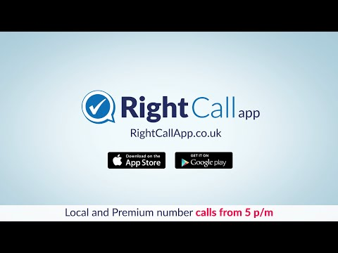 Cheap Premium Number Call from RightCallApp