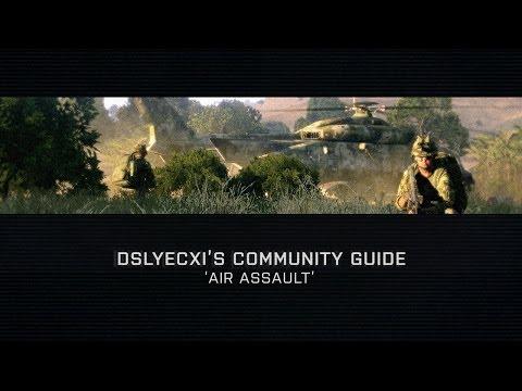 Arma 3 - Community Guide: Air Assault