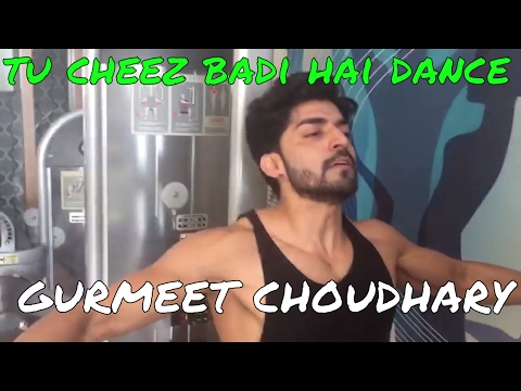 Gurmeet Choudhary dance Cheez Badi Video Song | Machine | Mustafa & Kiara Advani
