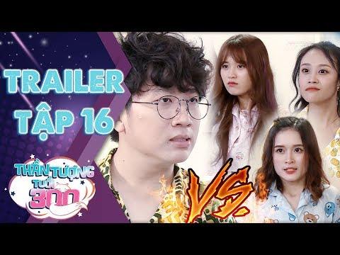 Thần tượng tuổi 300 sitcom | Trailer tập 16: Khánh Minh áp bức quá mức, team hồ ly quyết khởi nghĩa?
