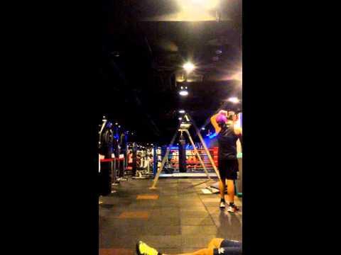 IKFF LEVEL ONE EXAM (Taiwan,Taipei,World gym personal trainer) CHEN, YU-CHING