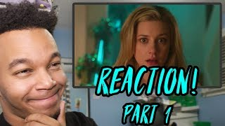 "Riverdale Season 2 Episode 9 ""Silent Night, Deadly Night"" REACTION! (Part 1)"