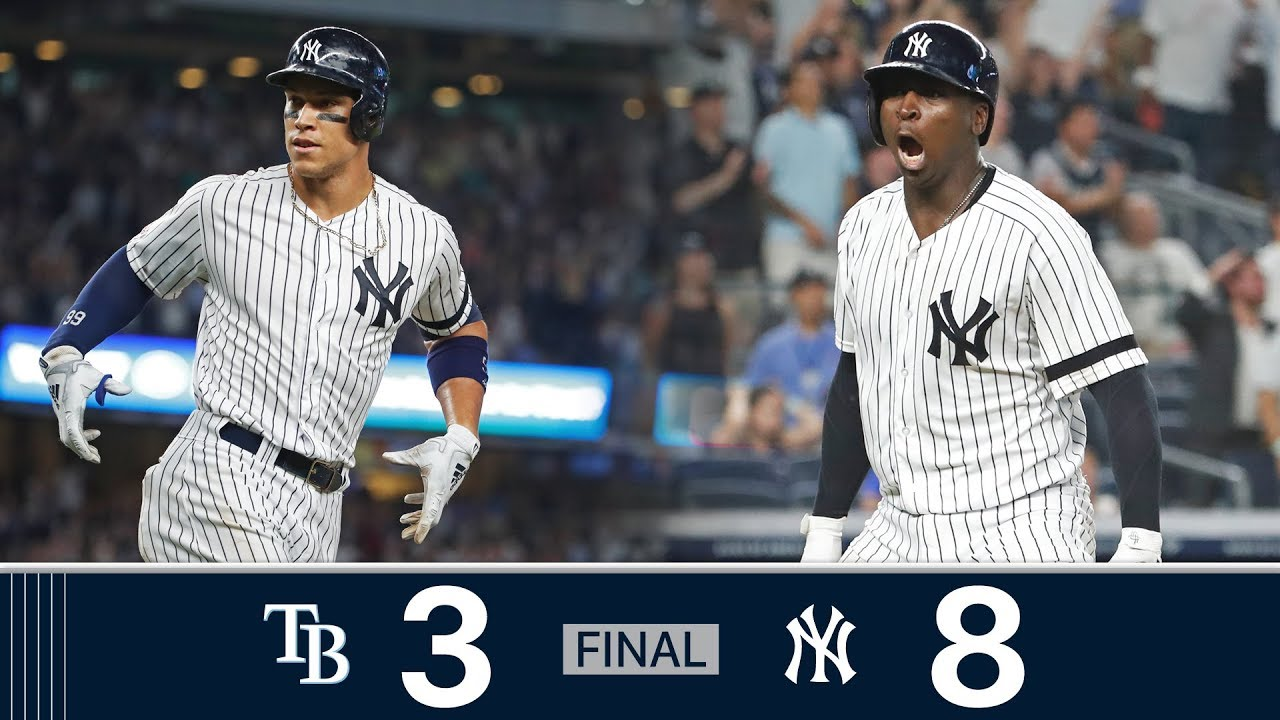 the latest 53d50 27ff5 Yankees Game Highlights: July 16, 2019