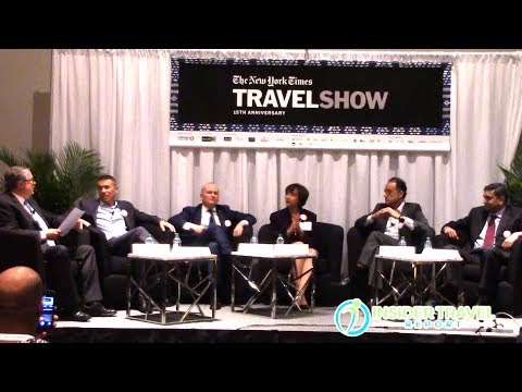 Insider Video: Top Travel CEOs Talk on Caribbean Recovery After the Hurricanes