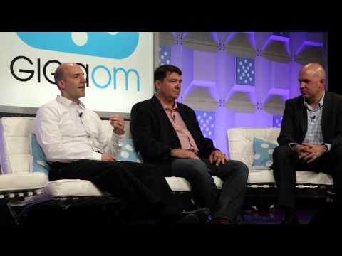 Rackspace, HubSpot And Fidelity Talk Hybrid Cloud At GigaOm Structure