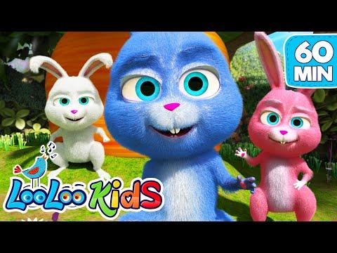 Sleeping Bunnies - Lovely Songs for Children | LooLoo Kids